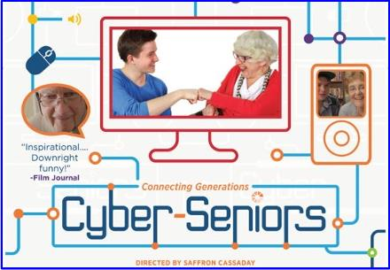 Cyber-seniors DVD cover